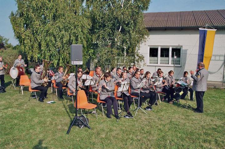 Fahrzeugweihe FF Gaubitsch am 20.09.2009