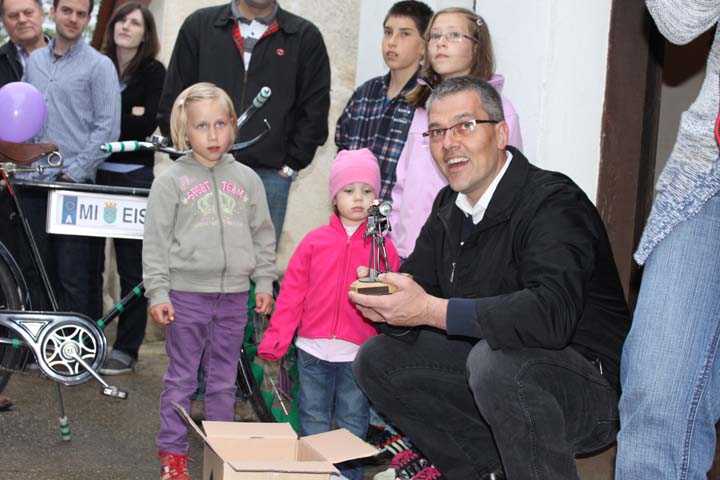Geburtstagsfeier 40. Geburtstag Reinhard Eisenhut am 12.05.2012