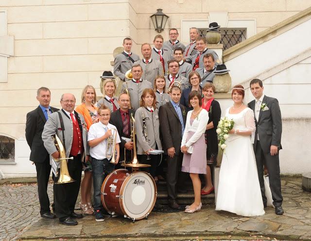 Hochzeit von Lydia und Christian Eigner im September 2012