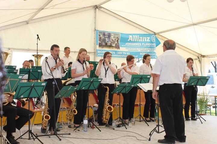 Musikfest in Stronsdorf am 01.07.2012
