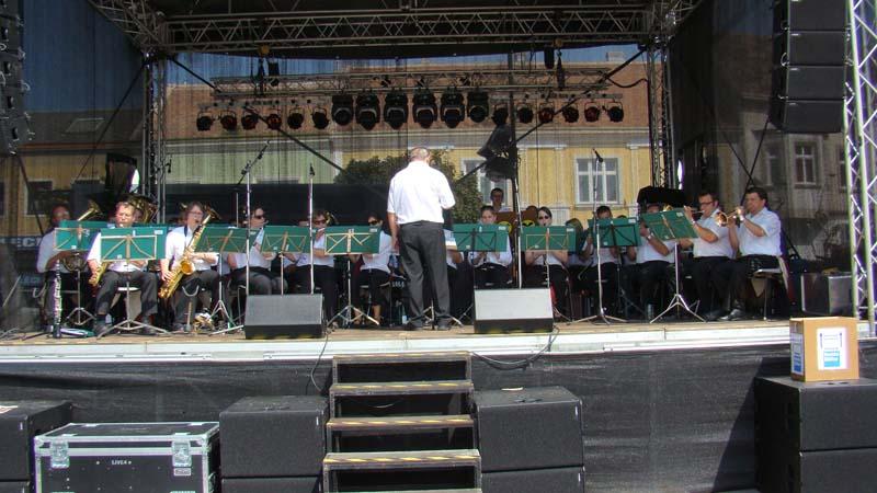 Zwiebelfest in Laa am 21.08.2011