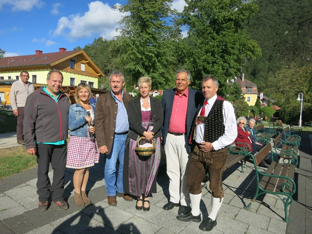 Konzert in Puchberg am Schneeberg am 06.09.2015