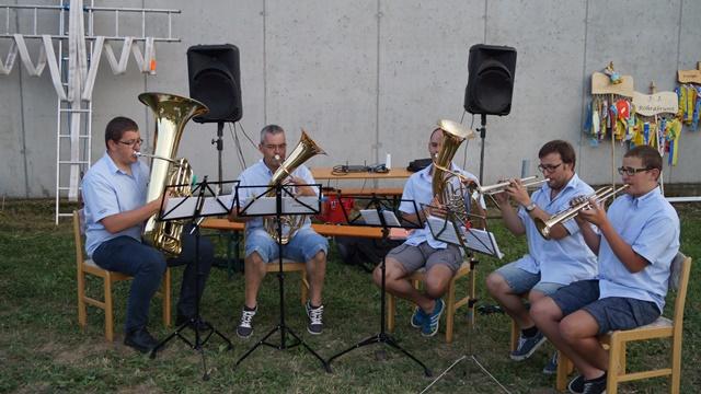 Bezirksfeuerwehrjugendlager in Altenmarkt am 01.08.2015