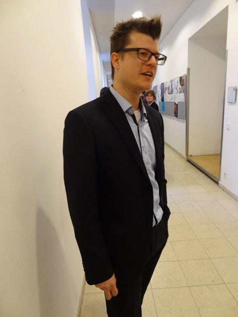 Abschlussprüfung Christoph Nadler am 31.01.2014