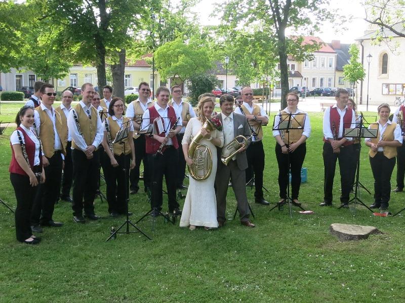 Hochzeit Alexandra und Werner Pallierer am 07.05.2016
