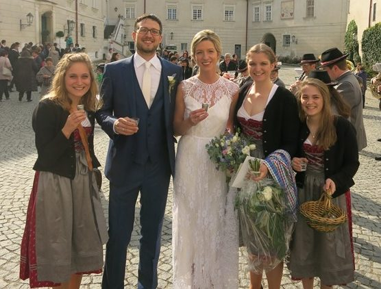 Hochzeit Marion und Peter am 29.04.2017