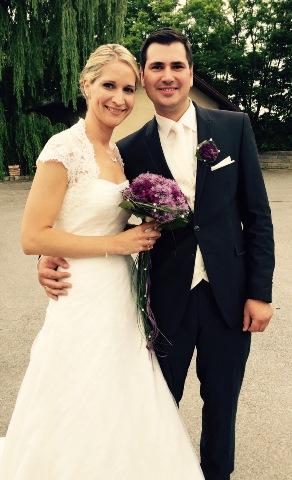 Hochzeit Marleneund Andi Böhm am 27.06.2015