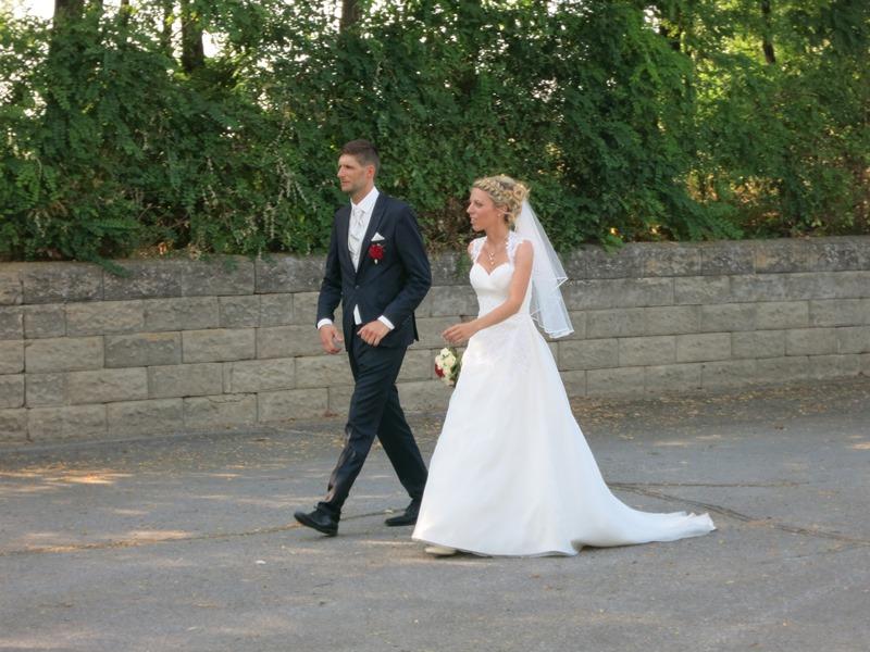 Hochzeit Natascha und Christian am 24.06.2017