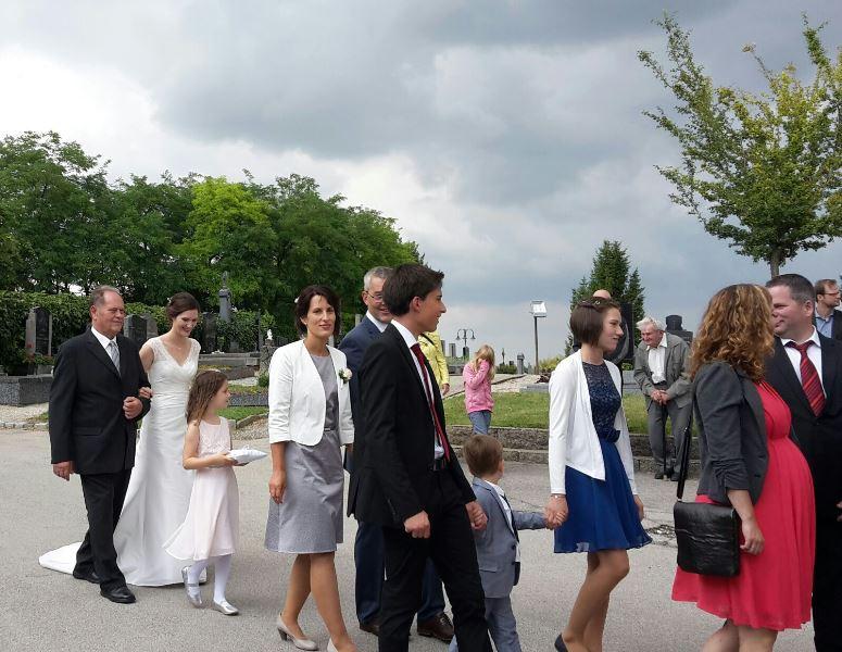 Hochzeit Christine und Richard am 15.07.2017