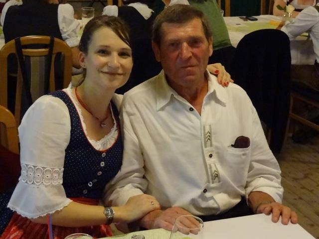 Hochzeitsfeier von Michi und Harald Tugendsam am 24.08.2013