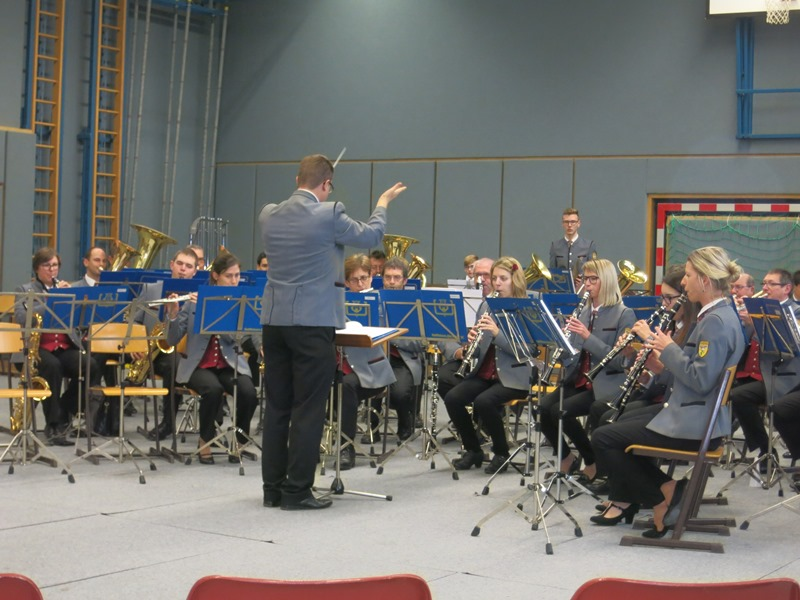 Konzertmusikbewertung am 20.11.2016 in Gaweinstal