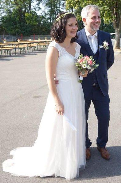 Hochzeit Claudia und Rene am 31.08.2019