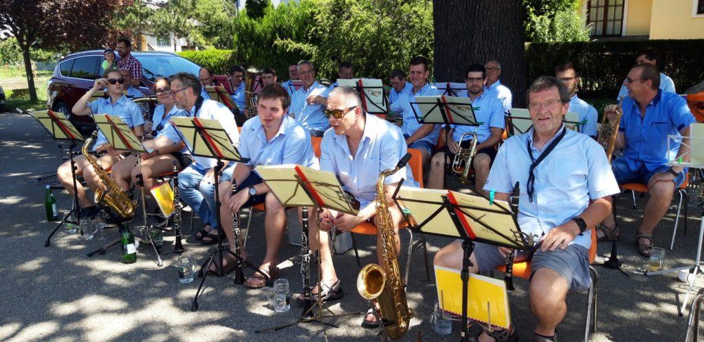 Straßenfest Kleinbaumgarten am 30.06.2019