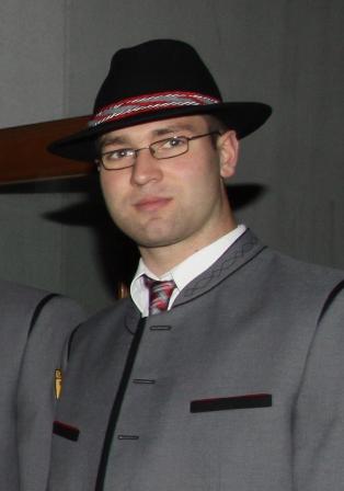 Michael Böck musiziert in Gaubitsch